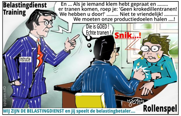 rollenspel cartoon