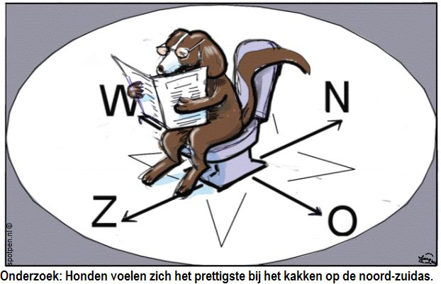 Hondenpoep, hondentoilet cartoon  Honden