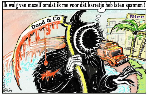 terrorisme cartoon terreur