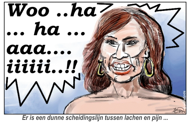 Patty Brard  cartoon zangeres Luv'